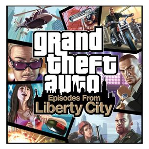 Spēle PlayStation 3 Grand Theft Auto IV: Episodes from Liberty City