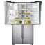 Ledusskapis Side-by-Side NoFrost, Samsung / augstums: 182,5 cm