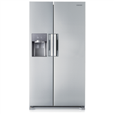 Side-by-side refrigerator Samsung / height: 178,9 cm