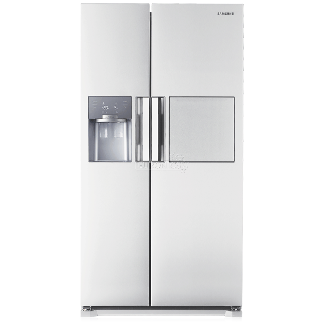 side by side refrigerator nofrost samsung height 178 9. Black Bedroom Furniture Sets. Home Design Ideas