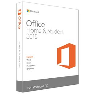 Microsoft Office 2016 Home&Student Eng