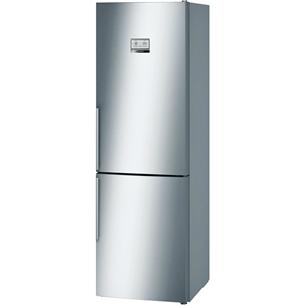 Refrigerator NoFrost, Bosch / height: 186 cm