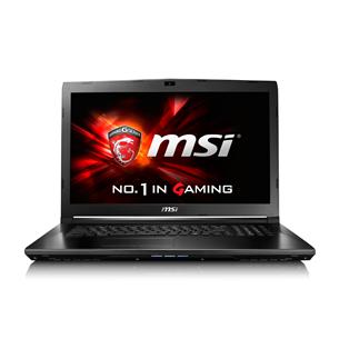 Ноутбук GL72 6QF, MSI