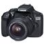 Digitālā fotokamera EOS 1300D + objektīvs EF-S 18-55 mm f/3.5-5.6 IS II, Canon