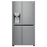Side-by-Side Refrigerator NoFrost LG / height 179 cm