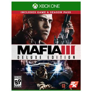 Spēle priekš Xbox One Mafia III Deluxe Edition