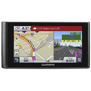 GPS navigācija dezlCam LMT, Garmin