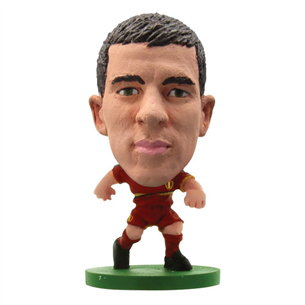 Statuete Eden Hazard Belgium, SoccerStarz