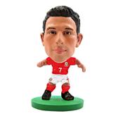 Statuete Joe Allen Wales, SoccerStarz