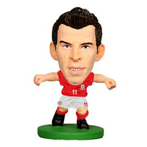 Statuete Gareth Bale Wales, SoccerStarz