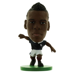 Statuete Paul Pogba France, SoccerStarz