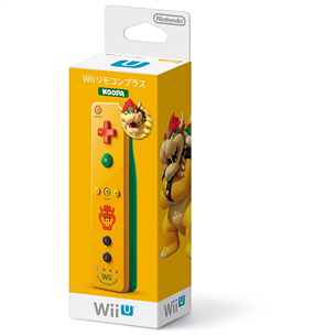 Kontrolieris priekš Wii Remote Plus Bowser, Nintendo