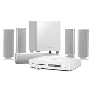 5.1 mājas kinozāle BDS-785S, Harman/Kardon / Blu-Ray, Bluetooth
