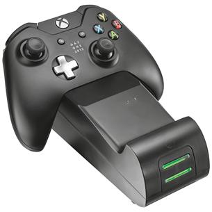 Uzlādes stacija Duo Charging Dock GXT 247 priekš Xbox One, Trust