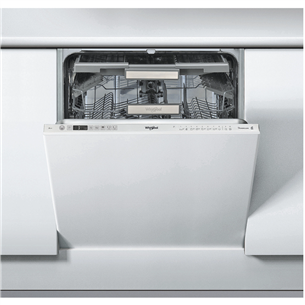 Built-in dishwasher Whirlpool (15 place settings)