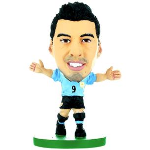 Statuete Luis Suarez Uruguay, SoccerStarz