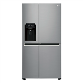 Refrigerator Side-by-Side NoFrost, LG/ height: 179 cm