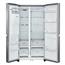 Ledusskapis Side-by-Side NoFrost, LG / augstums: 179 cm