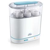 Elektriskais tvaika sterilizators, Philips