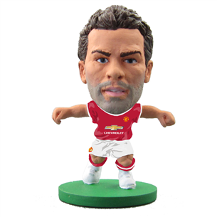Statuete Juan Mata Manchester United, SoccerStarz