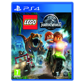 Spēle LEGO Jurassic World priekš PlayStation 4