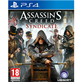 Spēle Assassin's Creed Syndicate priekš PlayStation 4
