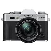 Гибридная фотокамера X-T10 + объектив XC16-50мм, Fujifilm