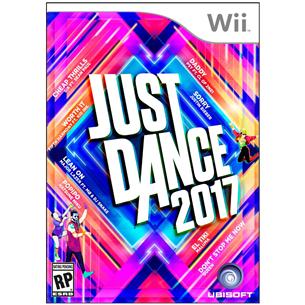 Spēle priekš WII Just Dance 2017