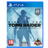 Spēle priekš PlayStation 4, Rise of the Tomb Raider 20 Year Celebration