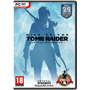 Spēle priekš PC,  Rise of the Tomb Raider 20 Year Celebration