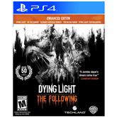 Spēle priekš PlayStation 4, Dying Light: The Following - Enhanced Edition