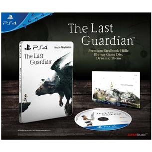 Spēle priekš PlayStation 4, The Last Guardian Steelbook Edition