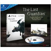 Spēle priekš PlayStation 4, The Last Guardian Steelbook Edition