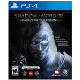 Игра для PS4 Middle-earth: Shadow of Mordor Game of the Year Edition