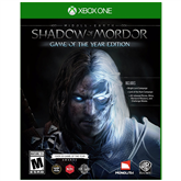 Xbox One game Middle-earth: Shadow of Mordor Game of the Year Edition