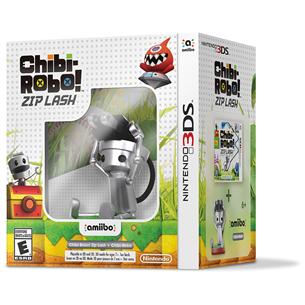 Spēle priekš 3DS, Chibi-Robo! Zip Lash + Amiibo