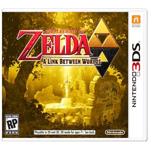 Spēle priekš 3DS, The Legend of Zelda: A Link Between Worlds