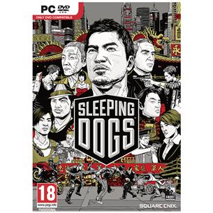 Spēle priekš PC, Sleeping Dogs