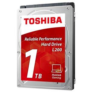 Cietais disks 1TB 2.5, Toshiba