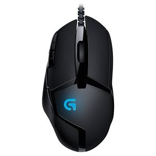 Optiskā pele G402 Hyperion Fury, Logitech