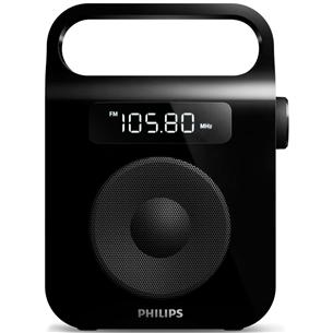 Portatīvais radio atskaņotājs, Philips