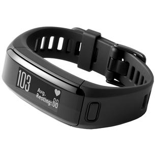 Fitnesa aproce Vivosmart HR, Garmin / 136-187 mm (Regular)