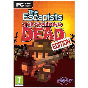 Spēle priekš PC, The Escapists: The Walking Dead