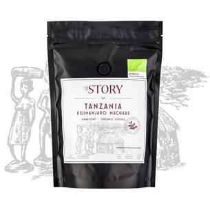 Kafijas pupiņas Tanzania Kilimanjaro Machare mahekohv 250g, The Story