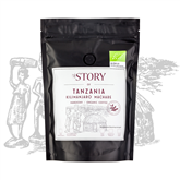 Coffee beans Tanzania Kilimanjaro Machare mahekohv 250g, The Story