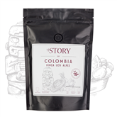 Coffee beans Colombia Finca Los Alpes 250g, The Story