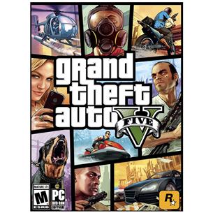 Spēle priekš PC, Grand Theft Auto V