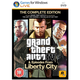 PC GTA 4: The Complete Edition