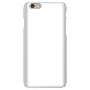 Vāciņš ar personalizētu dizainu priekš iPhone 6 spīdīgs / Snap