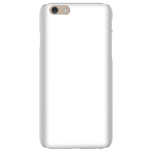 Personalized iPhone 6 matte case / Snap